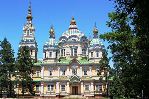Православный Храм в Алматы