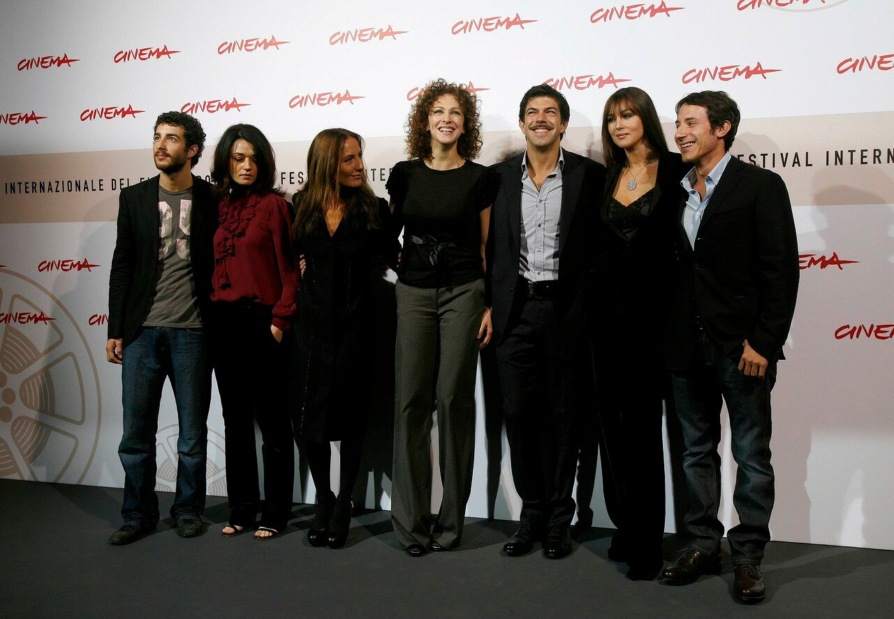 Cast of the movieFilm Festival