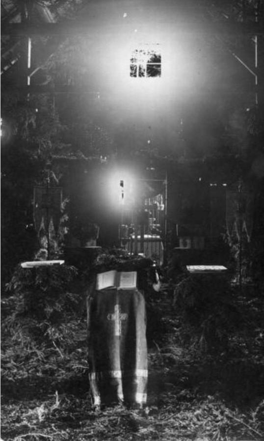 1915. Дивизионная церковь