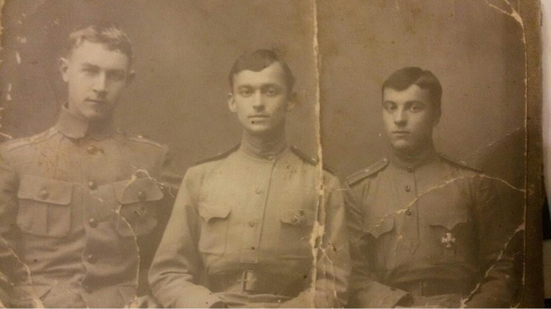 Братья Рябковы и Андрей Соколов