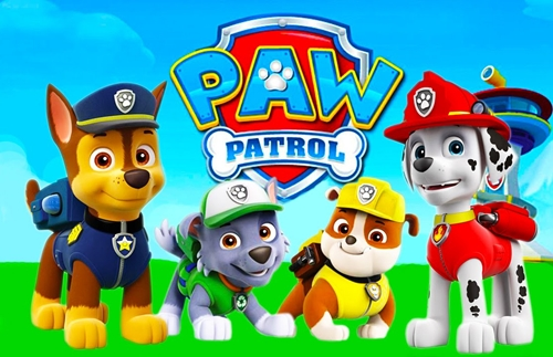 Щенячий патруль (2 сезон: 26 серии из 26) / Paw Patrol / 2014-2015 / ДБ (SDI Media) / HDTVRip