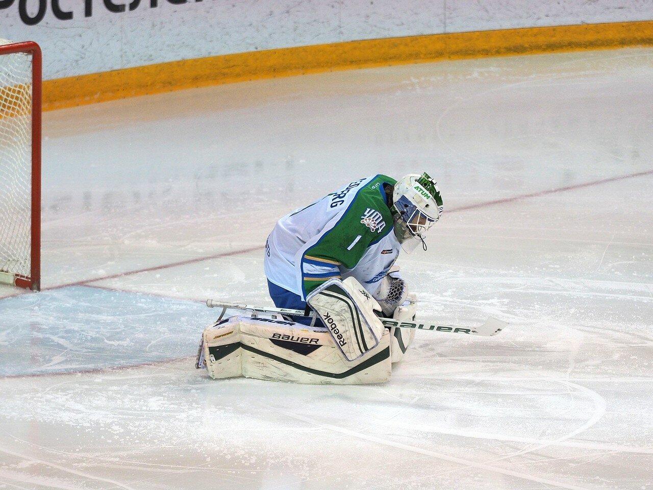 64Плей-офф 2016 Восток Финал Металлург - Салават Юлаев 23.03.2016