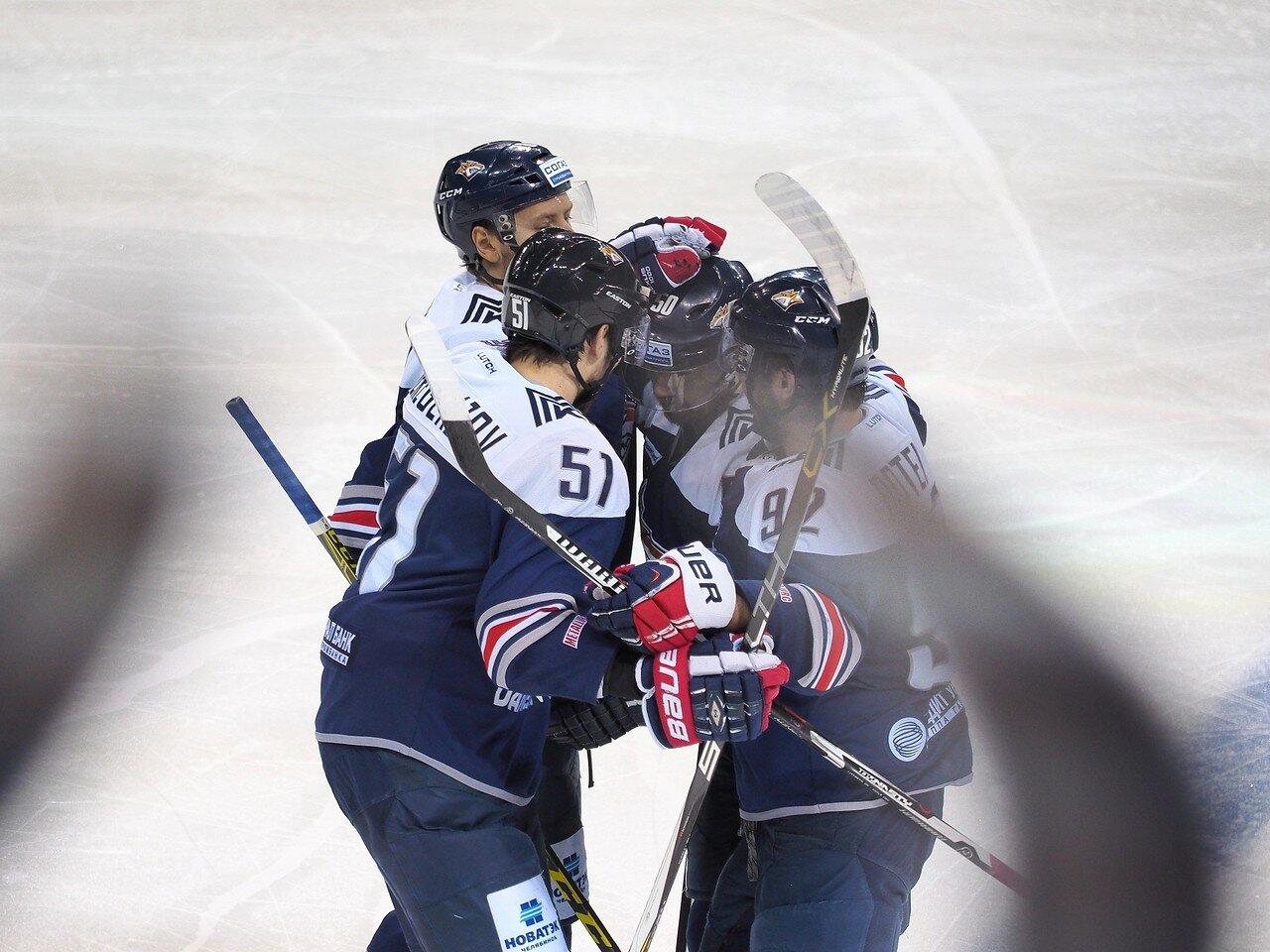 116Плей-офф 2016 Восток Финал Металлург - Салават Юлаев 23.03.2016