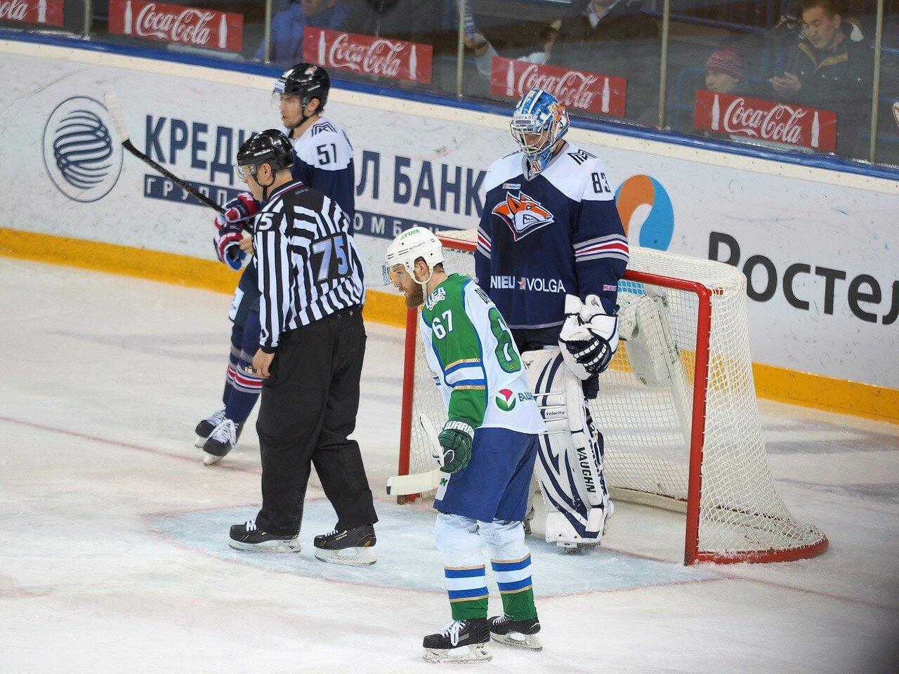 118Плей-офф 2016 Восток Финал Металлург - Салават Юлаев 23.03.2016