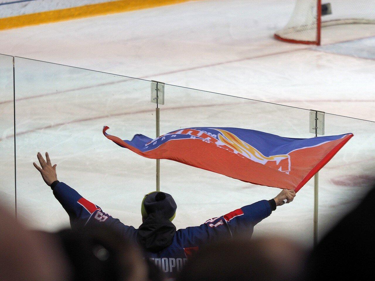 120Плей-офф 2016 Восток Финал Металлург - Салават Юлаев 23.03.2016