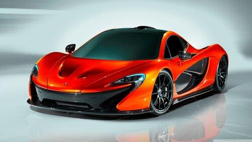 Мнение Top Gear: MacLaren-лучший автопроизводитель