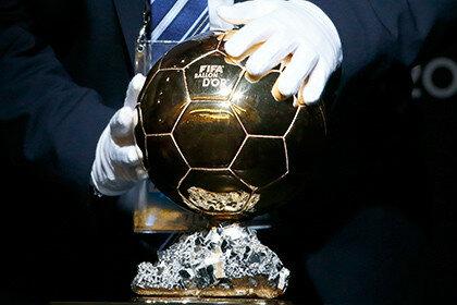 ФИФА может перестать вручать «Золотой мяч»