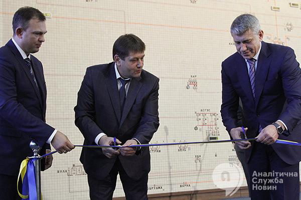 Укрэнерго запустило ЛЭП 750 кВХмельницкая АЭС— подстанция Киевская