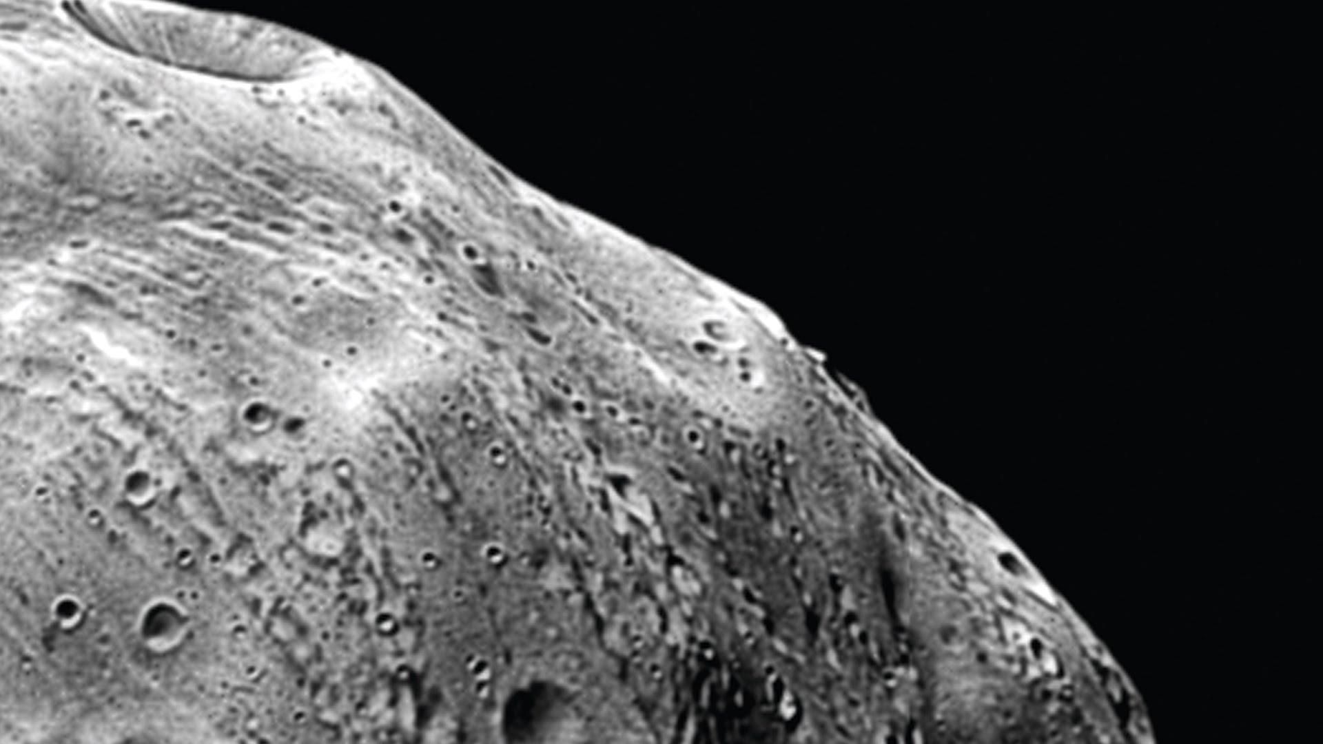 Ученые смогли пояснить  происхождение аномальных каналов наспутнике Марса