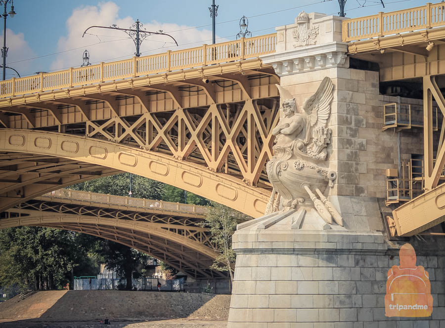 Мосты Будапешта - фото
