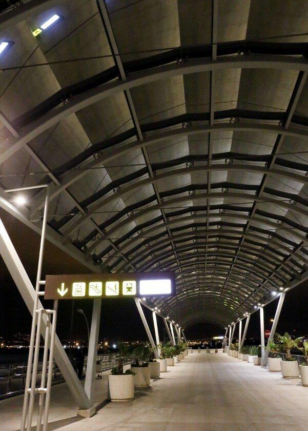 Airport málaga-Costa del Sol (Spanish: Aeropuerto de Málaga-Costa del Sol)