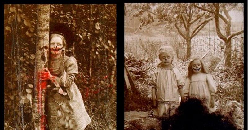 Необычные картины художницы страдающей шизофренией (14 фото)