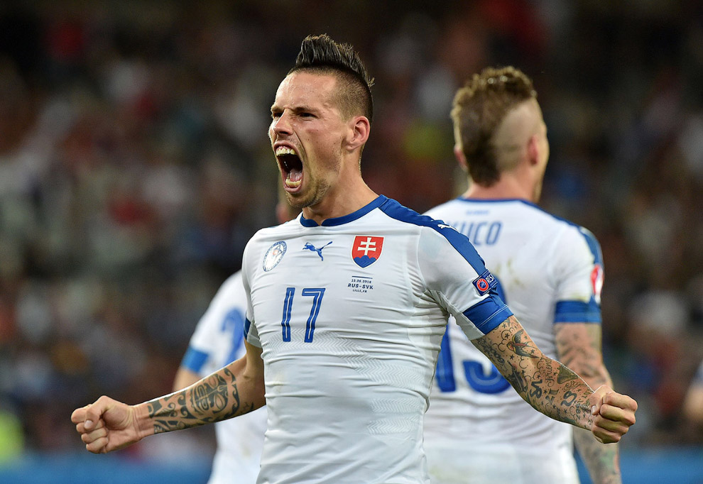 17. Французы забили Албании, 15 июня 2016. (Фото Lars Baron):