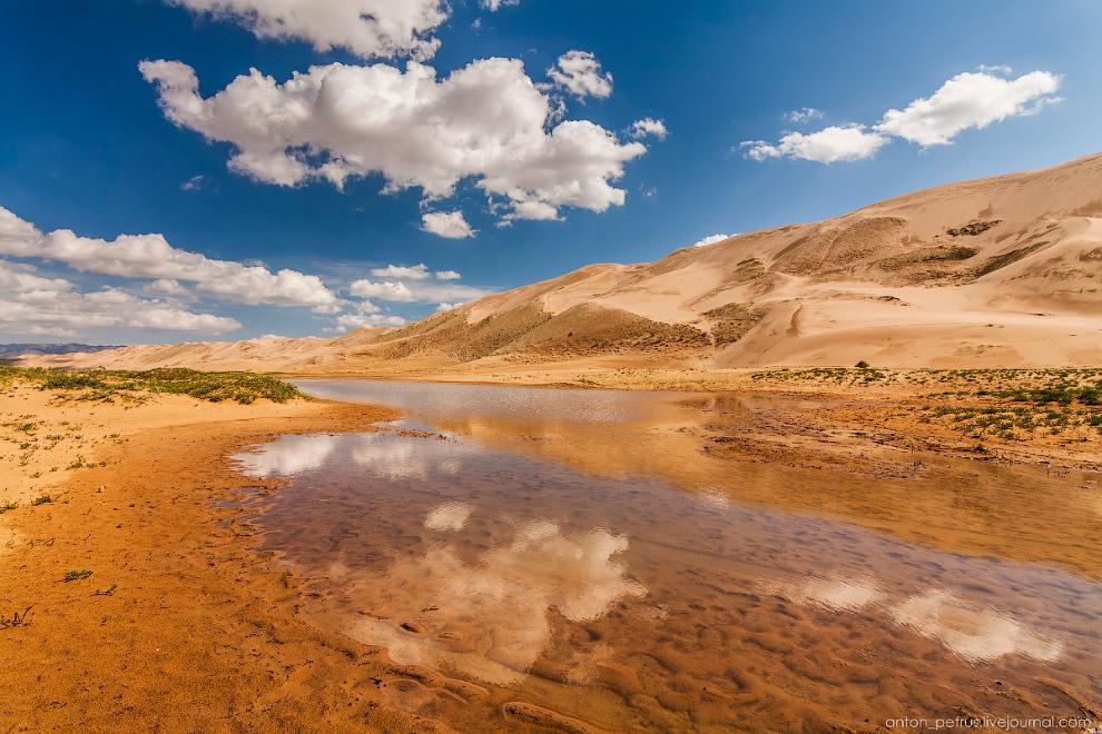 3. Для меня пустыня — это прежде всего формы, узоры на песке. Я готов часами их искать, а потом
