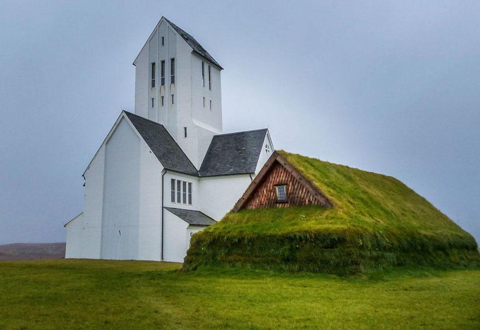 Скалхолт, Исландия.