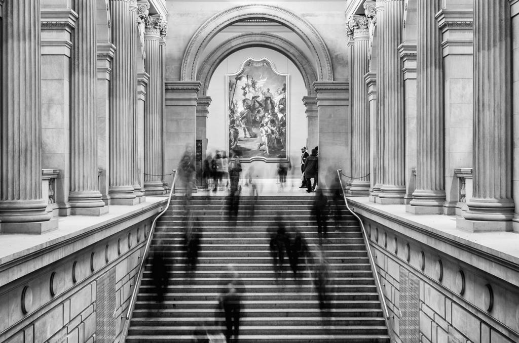 США. Нью-Йорк. Метрополитен-музей. (Mike Alexander)