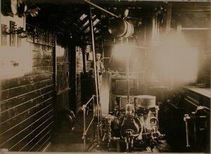 Общий вид токарно-слесарной мастерской.