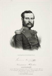 Константин Павлович Величковский, поручик л.-гв. Гренадерского полка