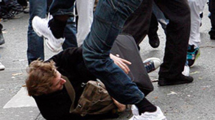 Столкновение наХованском кладбище назвали попыткой выдворить мигрантов