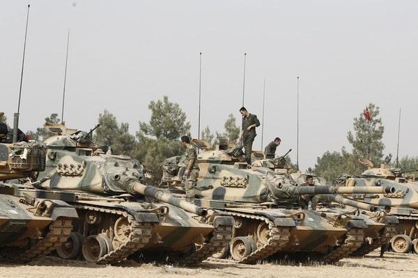 Стычки между Турцией икурдскими подразделениями «неприемлемы»— Пентагон