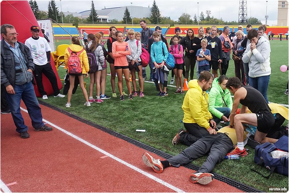 ВЧелябинской области спортсмен скончался сразу после финиша