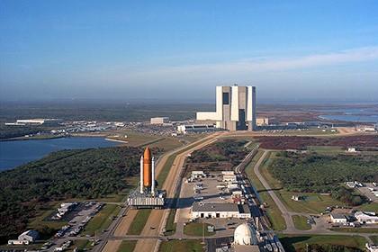 Ученые NASA: Космодром «Кеннеди» уйдет под воду