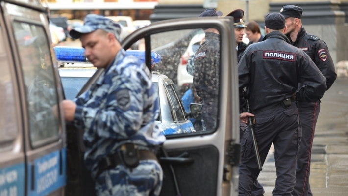 В столице России ограблен салон мобильной связи