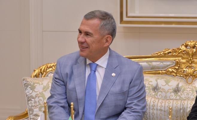 Минниханов открыл Дни республики Татарстан вТуркменистане