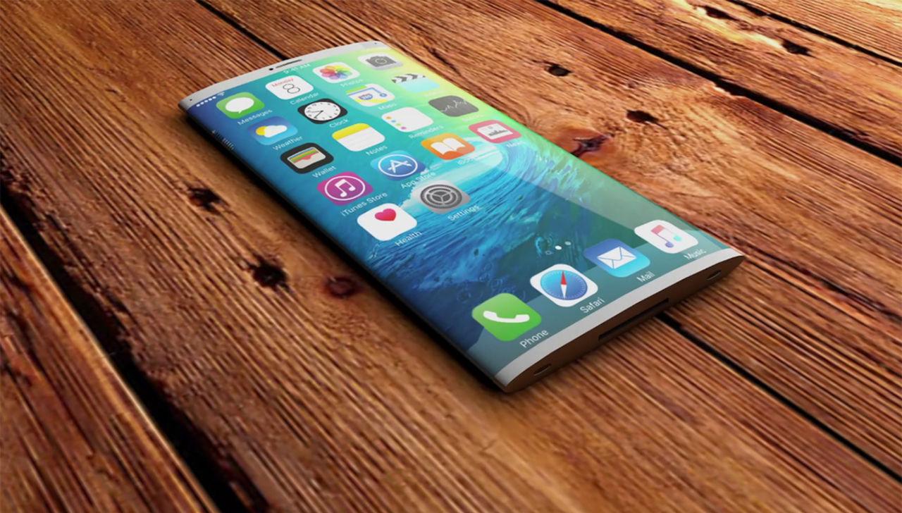 Названа действительная диагональ экрана iPhone 8 сOLED-дисплеем
