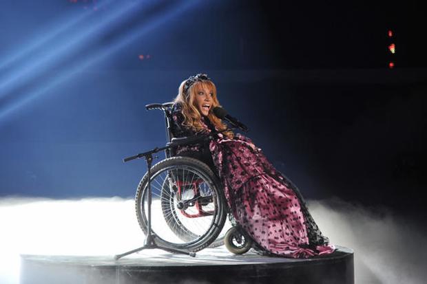 Участница Евровидения 2017 отРФ Юлия Самойлова: «Да, явыступала вКерчи»