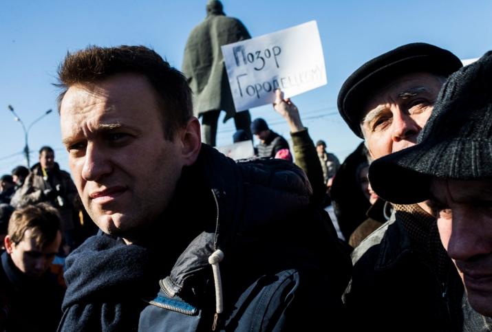 Волгоградцы просят наказать «команду Навального» заосквернение «Родины-матери»