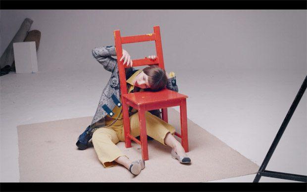 La Chaise Ironique Fashion Film directed by Rankin