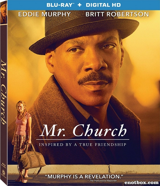 Мистер Черч / Mr. Church (2016/BDRip/HDRip)