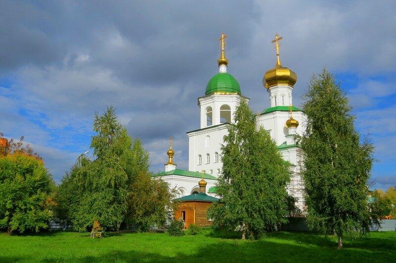 Храм в честь Благовещения Святой Богородицы