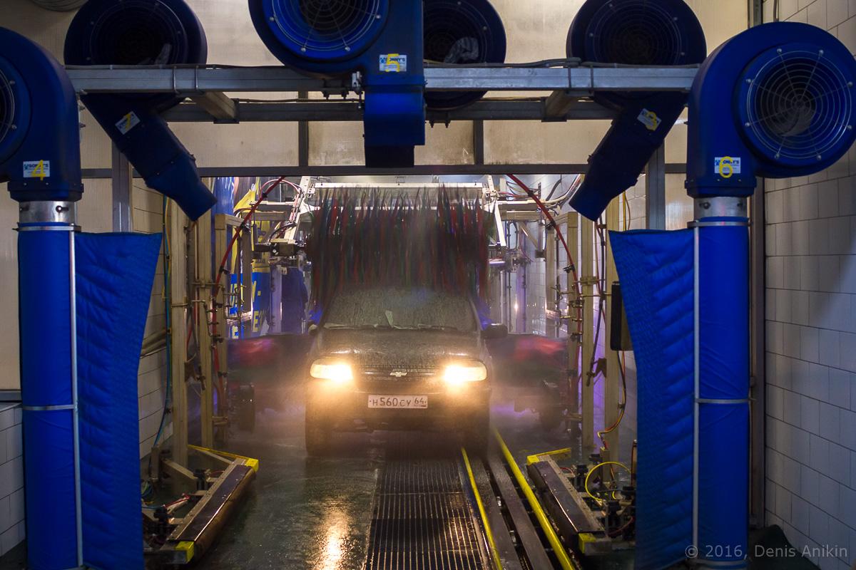 автомоечный комплекс Goodwin фото 16
