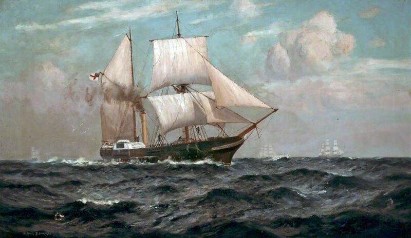 HM Frigate 'Birkenhead'