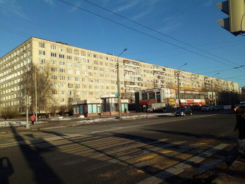 ул. Подвойского 34к1