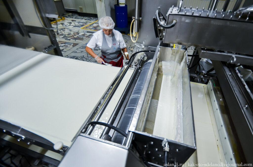 Как делают венские вафли