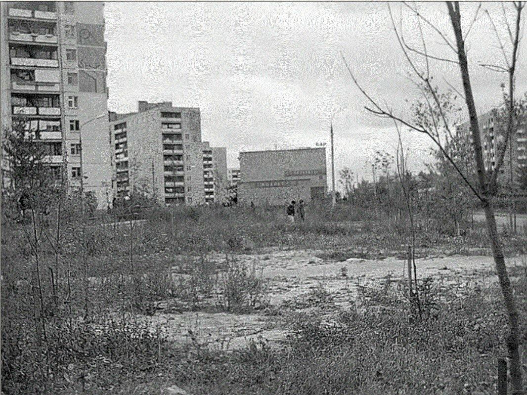 1976. Новомытищинский проспект. Пивной бар