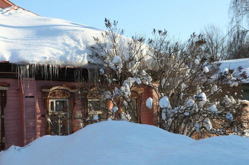 Гороховец - дом Опариных