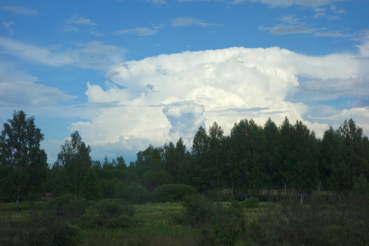 ядреное облако