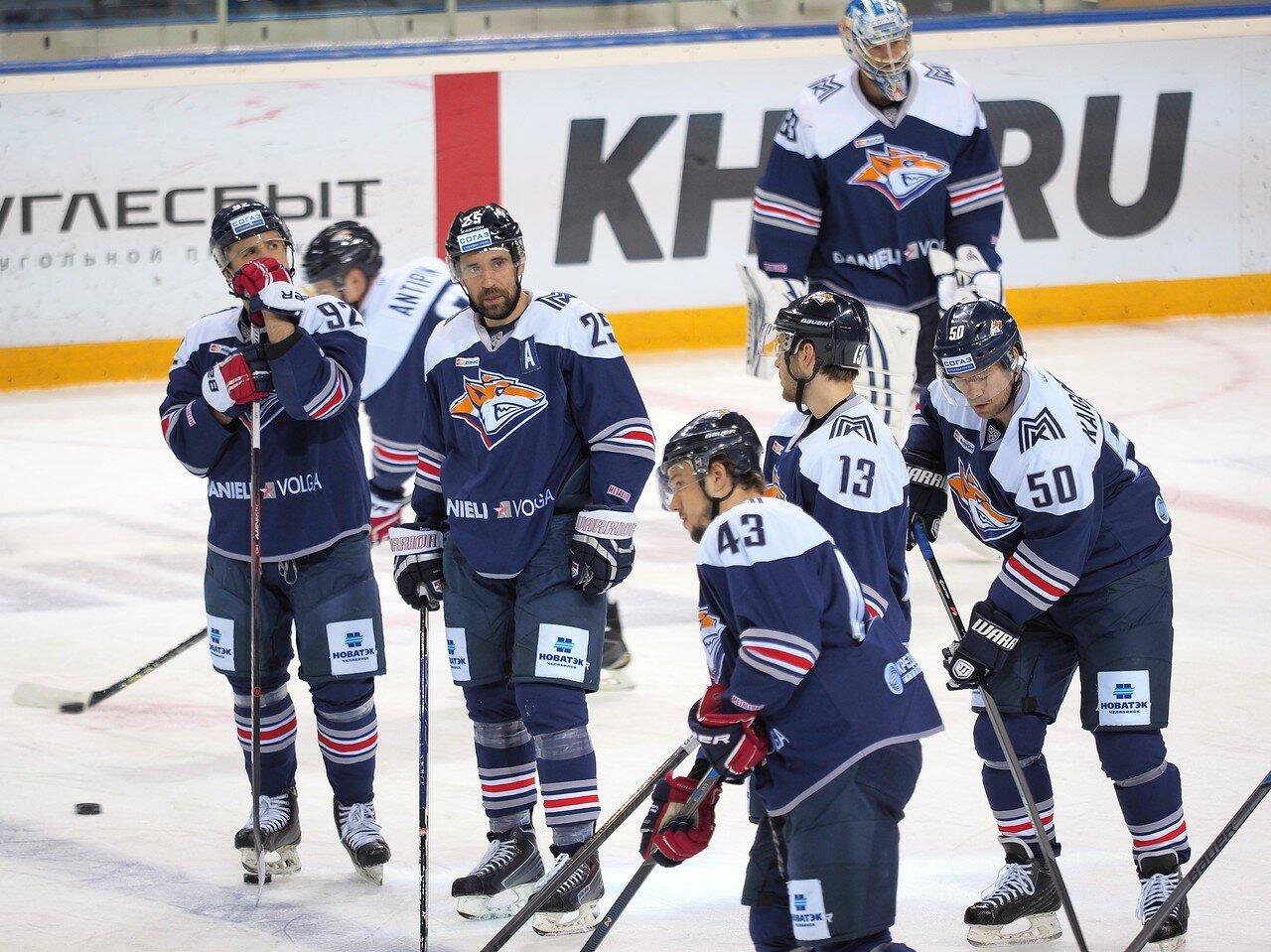 42Восток 1/2 плей-офф Металлург - Сибирь 08.03.2016
