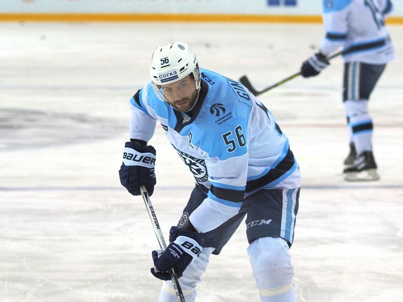 13Плей-офф 2016 Восток 1/2 Металлург - Сибирь 10.03.2016