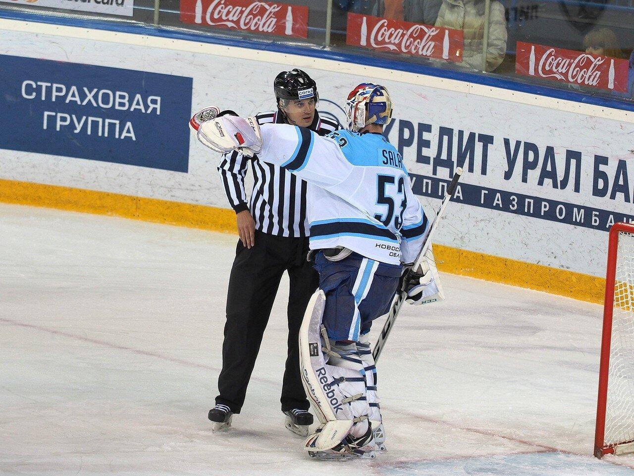 90Плей-офф 2016 Восток 1/2 Металлург - Сибирь 10.03.2016
