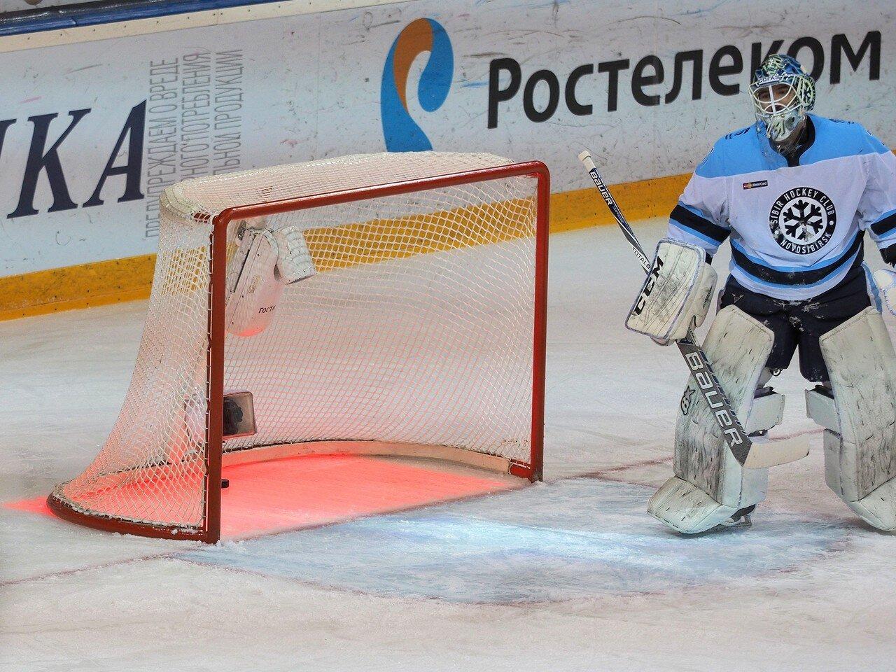 51Плей-офф 2016 Восток 1/2 Металлург - Сибирь 16.03.2016