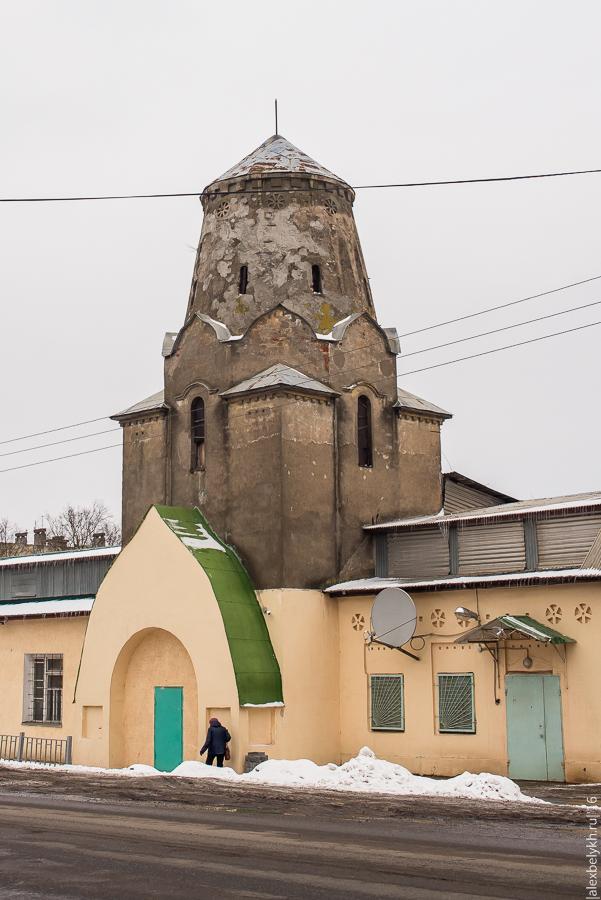 Каменная башня Виллози, башня Виллози, достопримечательности Виллози