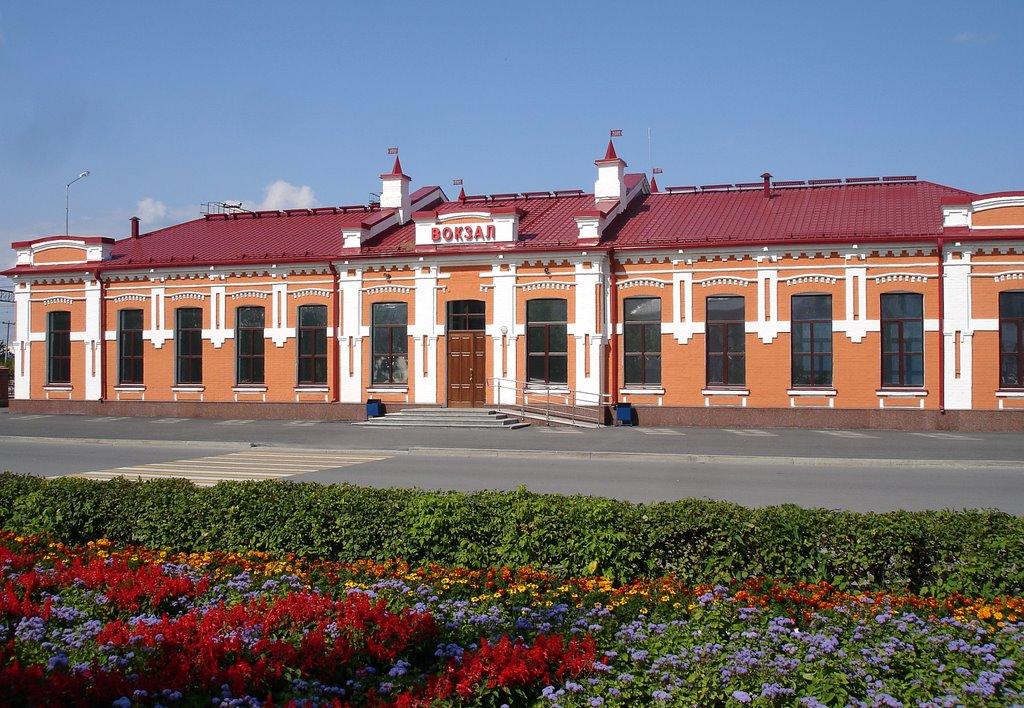 ЖД-Вокзал