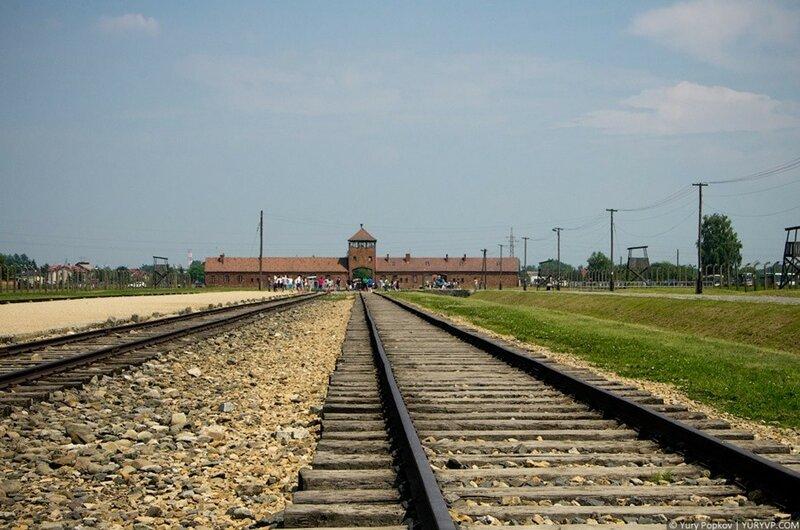 Фотоэкскурсия. Концлагерь Освенцим / Аушвиц 0 105d0d 662981b2 XL