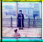 Прокудин-Горский. Андрей Петров Калганов. Большой мастер завода. На службе 55 лет, 72л.JPG