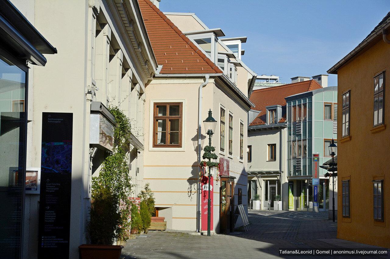 Баден. Австрия